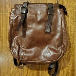 Rudsak Genuine Leather Adjustable Backpack